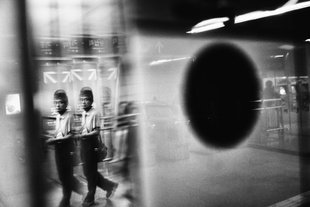 Seolleung Station. © Argus Paul Estabrook. Chosen for the LensCulture Street Photography Awards Top 100.
