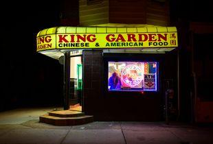 KING GARDEN at 10:47pm