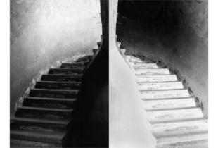 Staircase rib