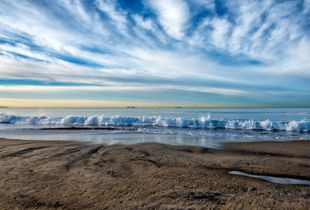 Coronado Central Beach. Coronado, CA, USA. © Joseph S Giacalone