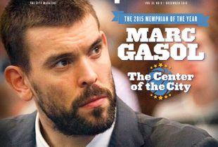 Marc Gasol Memphian of the Year