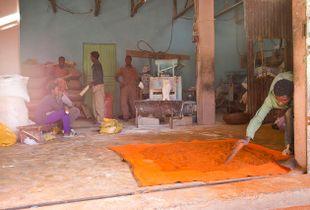 Etiopia 2017 polvere di peperoncino