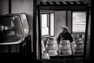 Alone In the Ferry