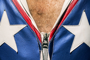 Evel's Chest Hair