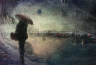 Rainy City Imagination