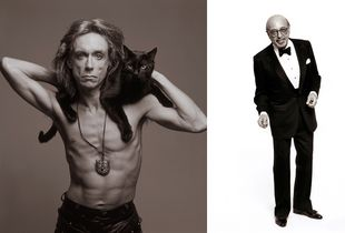 Iggy Pop  Ahmet Ertegun