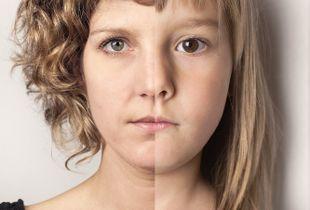DNA-Porträt; Mütter und Töchter