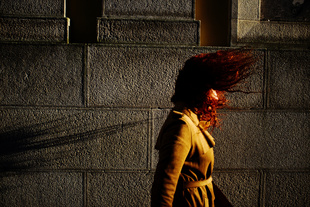 Untitled © Alberte A Pereira. Chosen for the LensCulture Street Photography Awards Top 100.