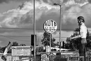 Auto Glass, East Los Angeles, California