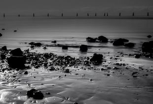 Beachscape.