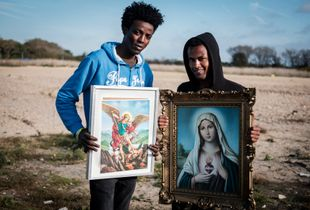 RELIGIOUS PORTRAITS