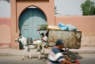 Marakech, Morocco 2009