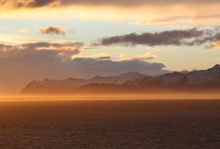 Tramonto Islanda