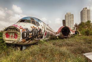 the airplane graveyard