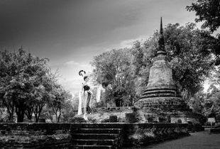The angel from Sukhothai kingdom #1