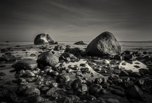 german coast of baltic sea