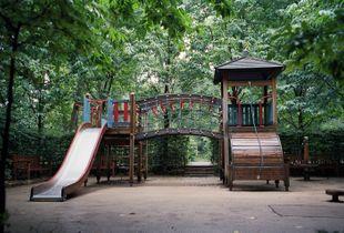 Playground 01: Paris 12eme