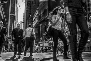 People Walking #3380