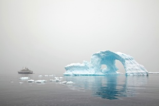 Ice VS Ship