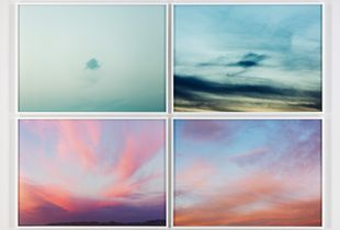 Four Clouds. Scale Invariant Feature Transform; Maximally Stable Extremal Regions; Skimage Region Adjacency Graph; Watershed, 2017