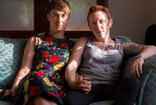 Sez & Sarah. Finalist, LensCulture Portrait Awards 2015.