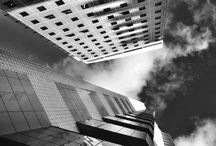 Entre prédios