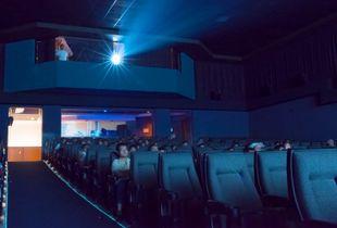 Flamingos Cinema. Ixtapa.