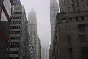 NY Snow Street