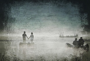 Misty Lake 3