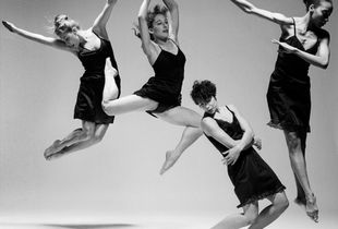 Jan Erkert & Dancers, 1990