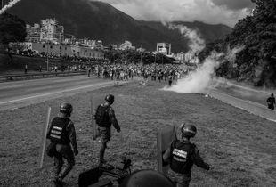 Venezuela Protest May 01