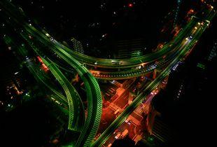 unanswered night #01 © 2007Makoto Sasaki
