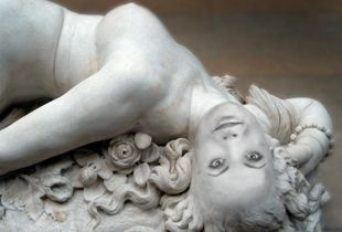 Marble Woman -- Claudia