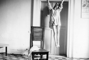 "From the book ""Francesca Woodman, The Roman years: between flesh and film,"" by Isabella Pedicini. © 2012 Contrasto."