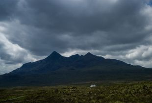 Black Cuillins of Skye