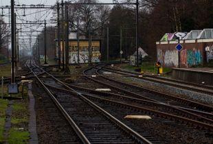 Ede stations, Holanda