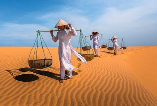 Sand dunes porter