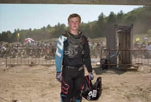Before the Race, Crow Hill MX