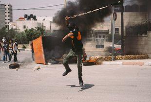 Clashes at El-Bireh