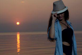 Feel the sunset