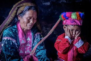 Myanmar minority hill tribe, Shan State