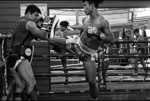 1- Boxe Thaïe