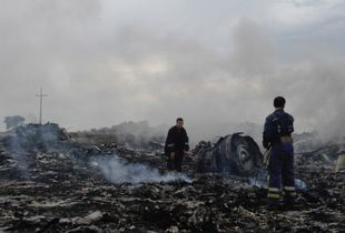 MH17, the martyr flight