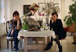Portraits, Caroline Sascha