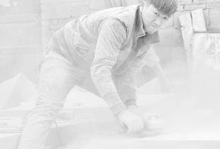 Grindstone Worker