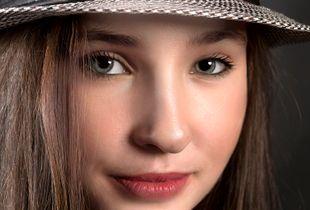 Margot Portrait