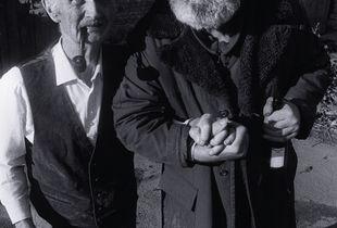 Heinrich with friend Christiania Copenhagen