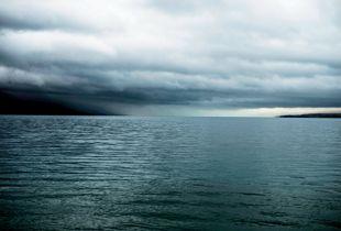 Lake Pukaki Storm