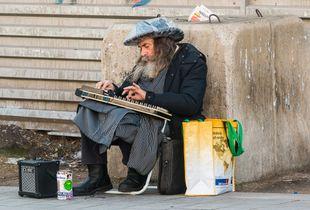 A Jewish melody