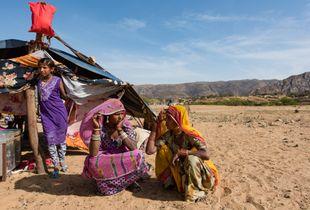 Pushkar Desert Gypsies